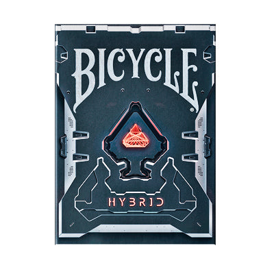 Bicycle Hybrid Playing Cards - 52 Wonders Playing Cards Spielkarten Bicycle Fontaine Anyone Orbit Butterfly