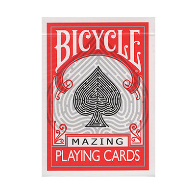 Bicycle Mazing Playing Cards
