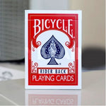 Bicycle Rider Back Playing Cards - Brick