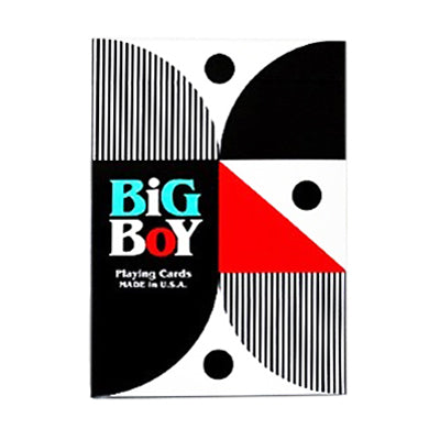 Big Boy No. 2 Playing Cards