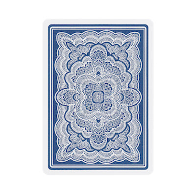 Blue Ribbon Playing Cards - Blue
