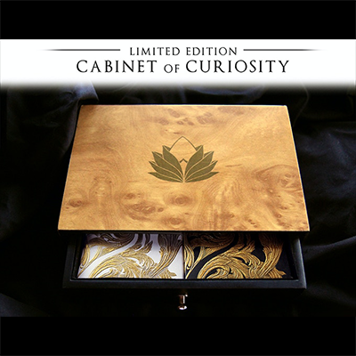 Elixir Playing Cards - Carbinet Of Curiosity - 52 Wonders Playing Cards Spielkarten Bicycle Fontaine Anyone Orbit Butterfly