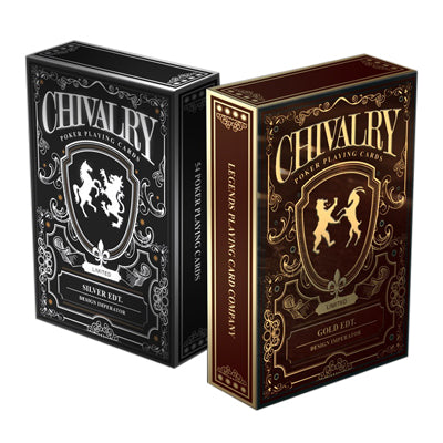 Chivalry Playing Cards Set