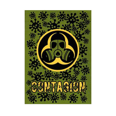 Contagion Playing Cards - 52 Wonders Playing Cards Spielkarten Bicycle Fontaine Anyone Orbit Butterfly