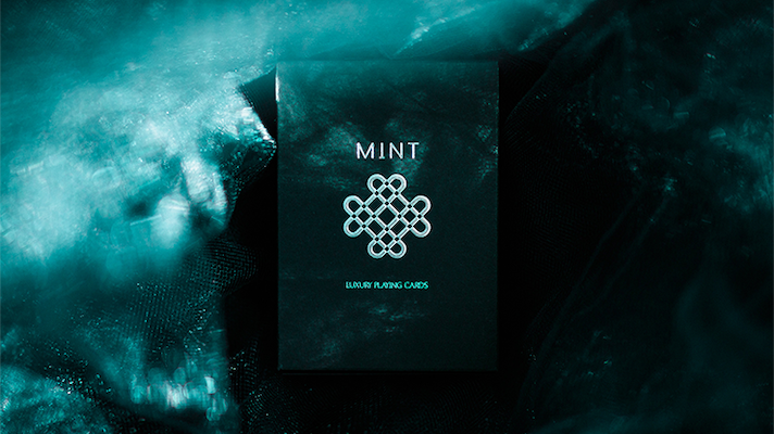 Mint 2 Playing Cards - Cucumber - 52 Wonders Playing Cards Spielkarten Bicycle Fontaine Anyone Orbit Butterfly
