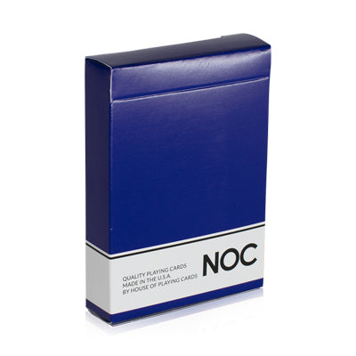 NOC Playing Cards - Original Series - Dark Blue