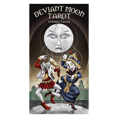 Deviant Moon Tarot Cards - 52 Wonders Playing Cards Spielkarten Bicycle Fontaine Anyone Orbit Butterfly