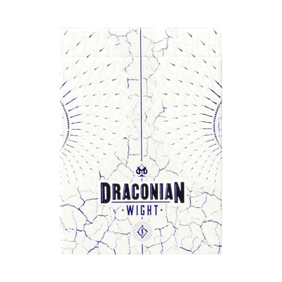Draconian Playing Cards - Wight - 52 Wonders Playing Cards Spielkarten Bicycle Fontaine Anyone Orbit Butterfly