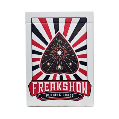 Freakshow Playing Cards - 52 Wonders Playing Cards Spielkarten Bicycle Fontaine Anyone Orbit Butterfly