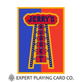 Jerry's Nugget Playing Cards - Gold Gilded