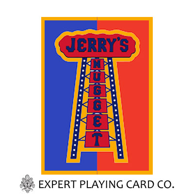 Jerry's Nugget Playing Cards - Gold Gilded - 52 Wonders Playing Cards Spielkarten Bicycle Fontaine Anyone Orbit Butterfly