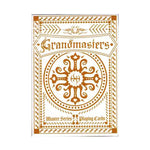 Grandmasters Casino Playing Cards