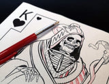 Graveyard Playing Cards - Limited Edition