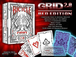Grid 2.0 Playing Cards Limited Edition