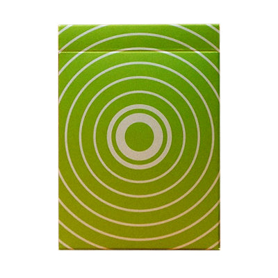 Echo Playing Cards - Green