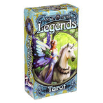Legends Tarot Cards by Anne Stokes