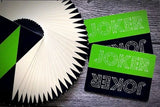 Lucky Draw Playing Cards - Green