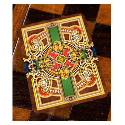 Maduro Playing Cards - Gold Edition - 52 Wonders Playing Cards Spielkarten Bicycle Fontaine Anyone Orbit Butterfly
