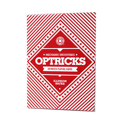 Mechanic Optricks Playing Cards - 52 Wonders Playing Cards Spielkarten Bicycle Fontaine Anyone Orbit Butterfly