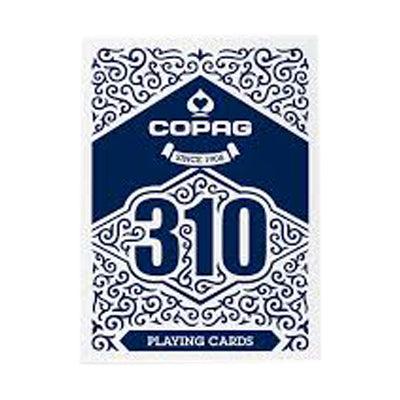 Copag 310 Playing Cards - Slim line Blue