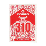 Copag 310 Playing Cards - Slimline Red