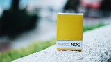 NOC Playing Cards - Original Series - Yellow
