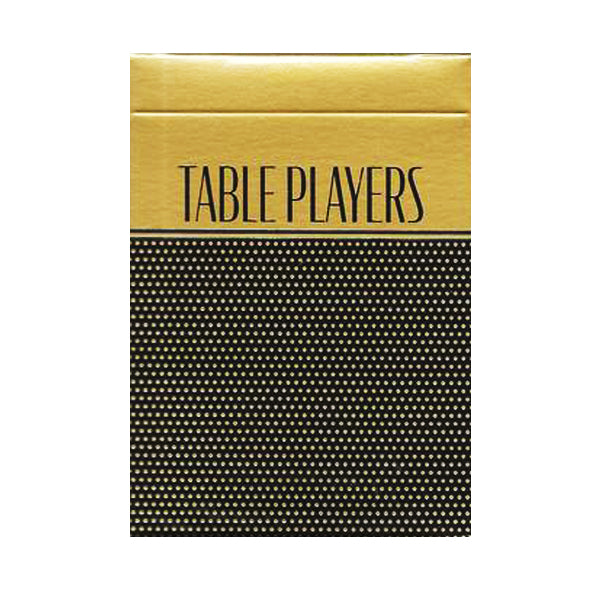 No.13 Table Players Vol.6 Playing Cards - 52 Wonders Playing Cards Spielkarten Bicycle Fontaine Anyone Orbit Butterfly