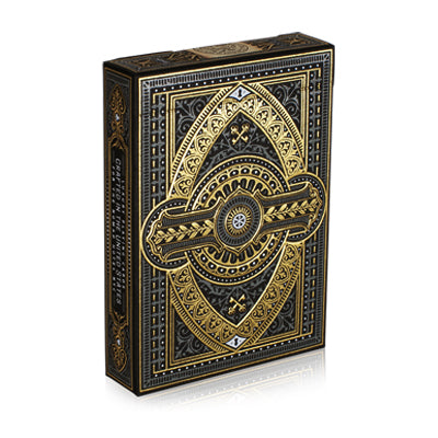 Nomad Playing Cards - 52 Wonders Playing Cards Spielkarten Bicycle Fontaine Anyone Orbit Butterfly