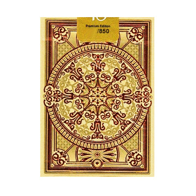 Olive Tally Ho Playing Cards - Premium Edition - 52 Wonders Playing Cards Spielkarten Bicycle Fontaine Anyone Orbit Butterfly