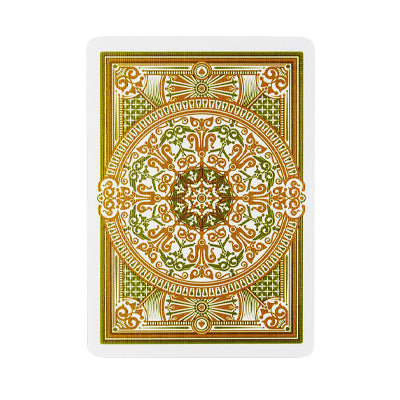 Olive Tally Ho Playing Cards - 52 Wonders Playing Cards Spielkarten Bicycle Fontaine Anyone Orbit Butterfly