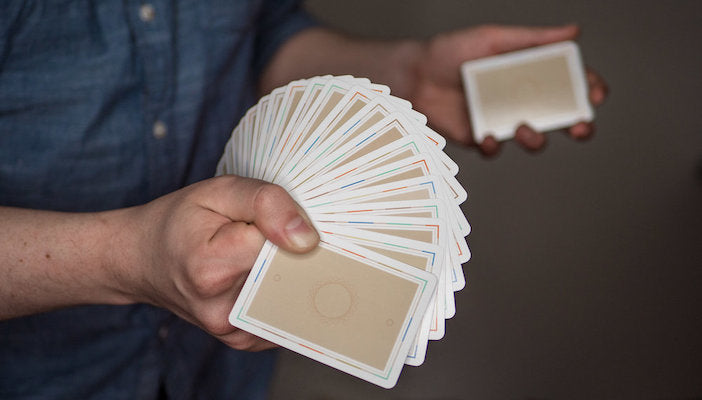 Technique Playing Cards - V2 - 52 Wonders Playing Cards Spielkarten Bicycle Fontaine Anyone Orbit Butterfly