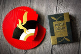Peau Doux Playing Cards - Gold
