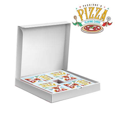 Pizza Cards - Collector Box