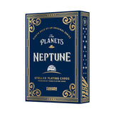 Planet Neptune Playing Cards - Numbered Seal
