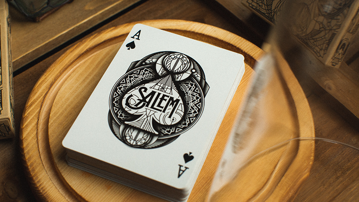 Salem Playing Cards - 52 Wonders Playing Cards Spielkarten Bicycle Fontaine Anyone Orbit Butterfly