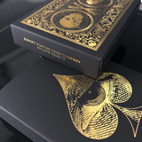 Skull & Bones Playing Cards Private Reserved