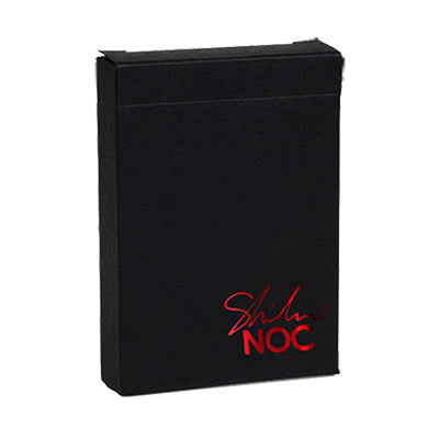 NOC Playing Cards - Shin Lim NOCs - 52 Wonders Playing Cards Spielkarten Bicycle Fontaine Anyone Orbit Butterfly
