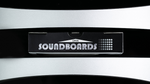 Soundboard Midnight Playing Cards