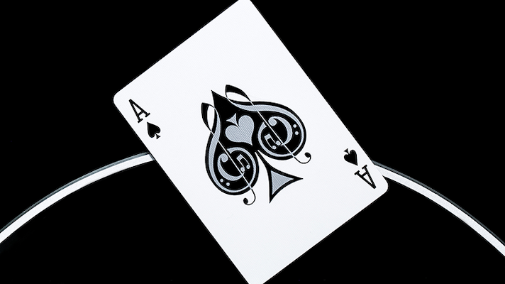 Soundboard Midnight Playing Cards - 52 Wonders Playing Cards Spielkarten Bicycle Fontaine Anyone Orbit Butterfly