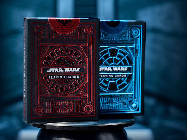 Star Wars Playing Cards - Blue - 52 Wonders Playing Cards Spielkarten Bicycle Fontaine Anyone Orbit Butterfly