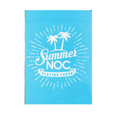 NOC Playing Cards - Summer Blue
