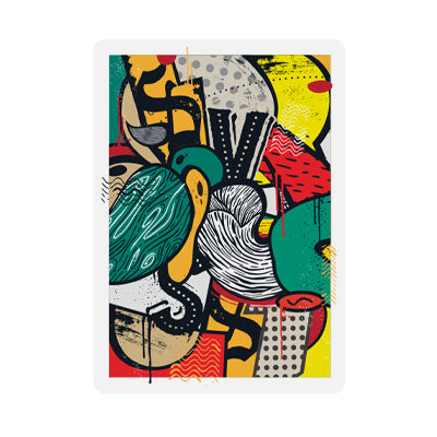 Svngali : Off The Wall Playing Cards