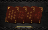 Thorn & Roses Playing Cards Set