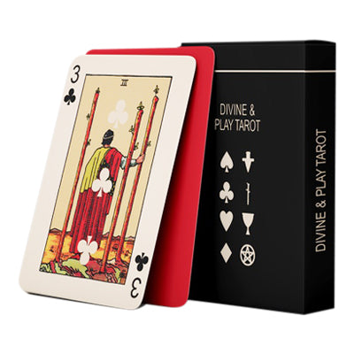 The Devine & Play Tarot Cards