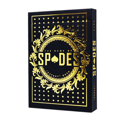 The Game Of Spades Playing Cards