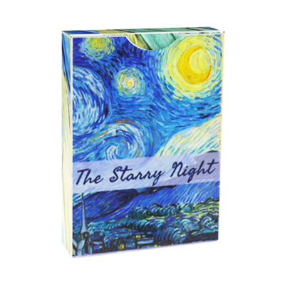 The Starry Night Playing Cards