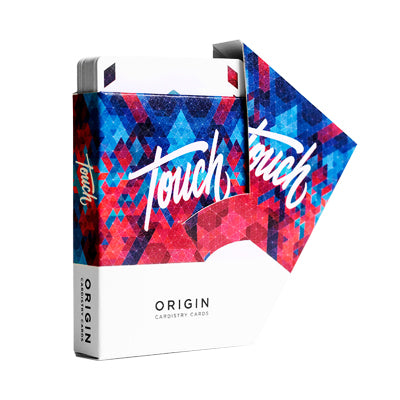 Touch Playing Cards - Origin - 52 Wonders Playing Cards Spielkarten Bicycle Fontaine Anyone Orbit Butterfly