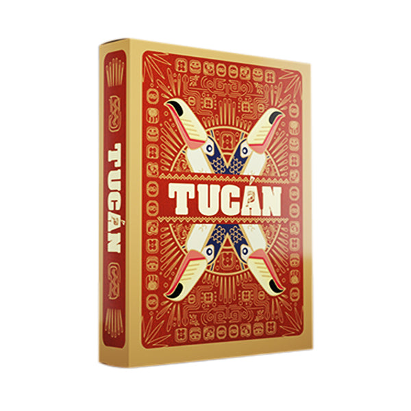 Tucan Playing Cards - 52 Wonders Playing Cards Spielkarten Bicycle Fontaine Anyone Orbit Butterfly