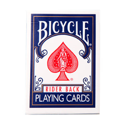Bicycle Playing Cards - Rider Back - Blue