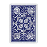 Tally Ho Playing Cards - Fan Back - Blue